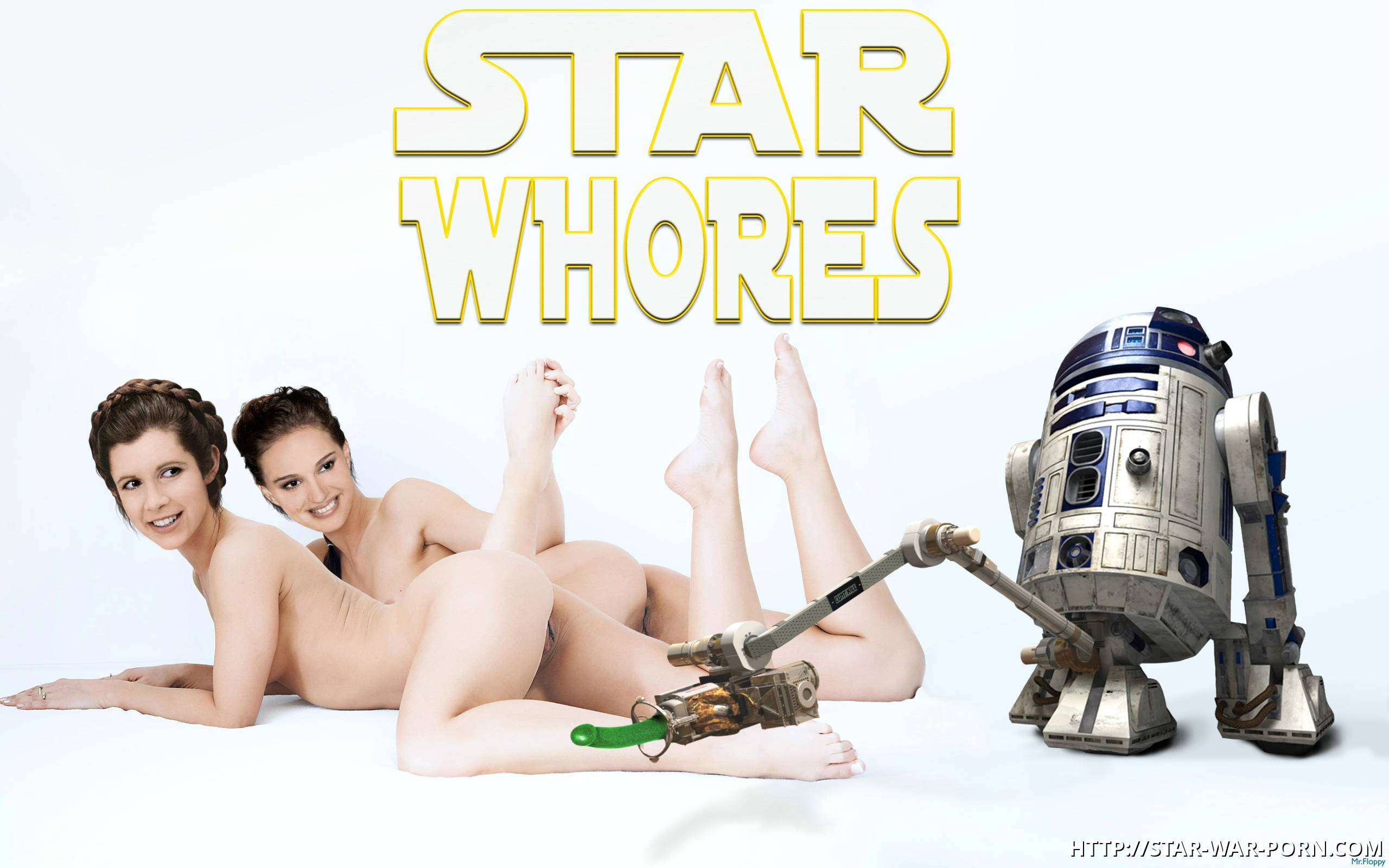 Star wars fake nudes erotic movie