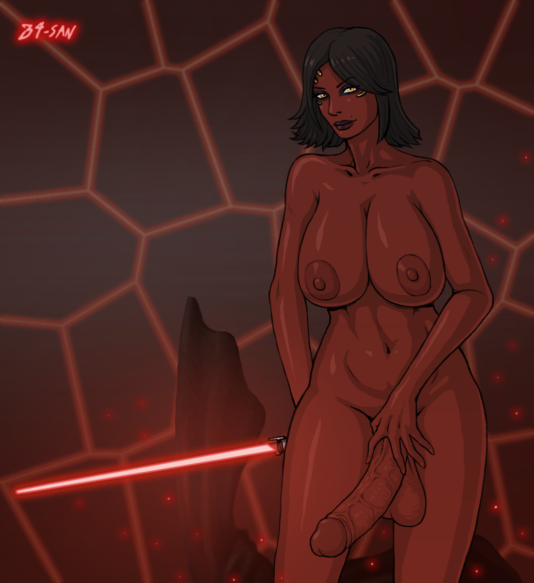 Seems Sith star wars porn hentai