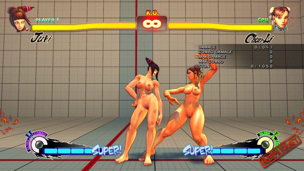 street fighter game porn