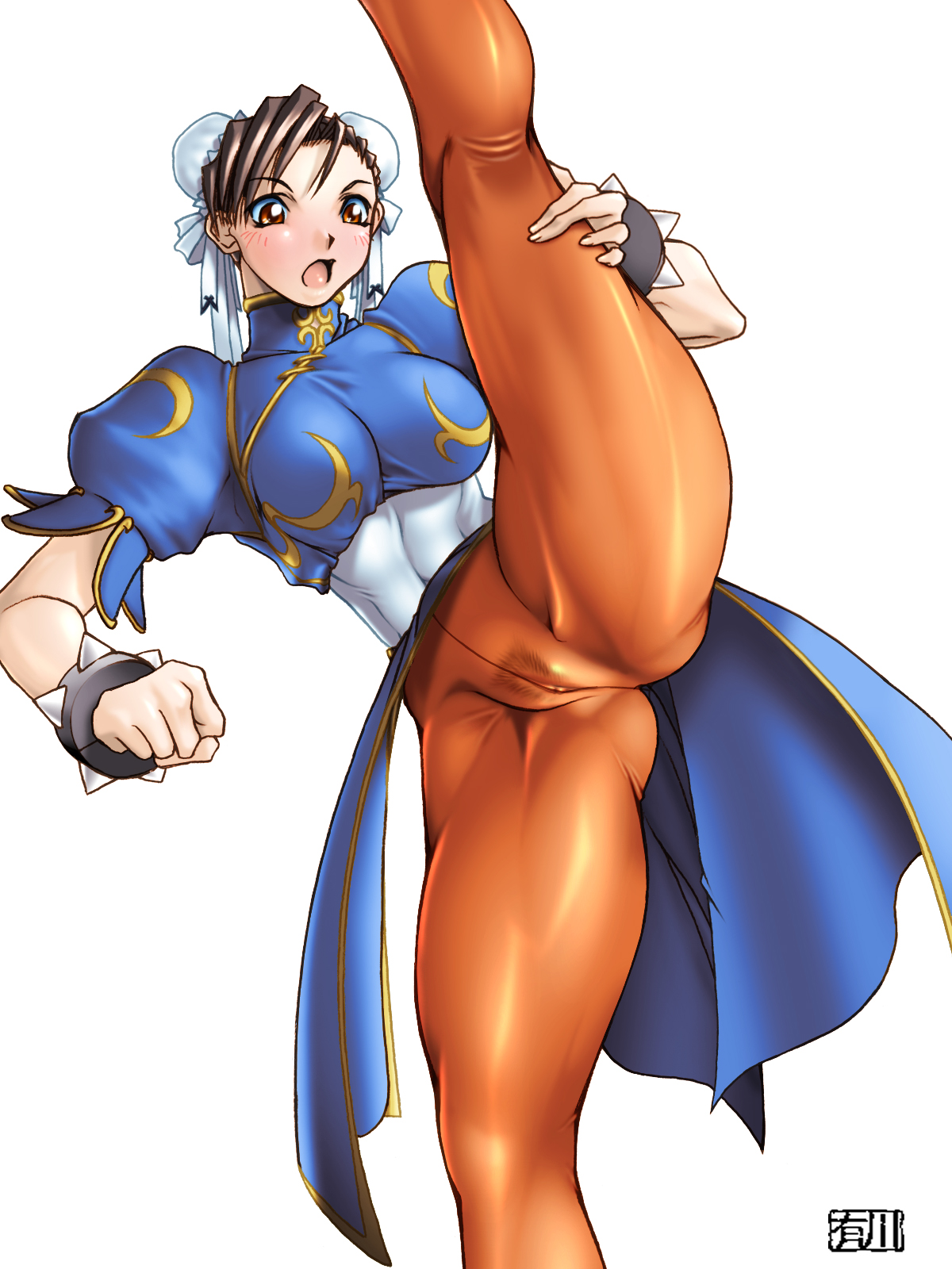 Street fighter iv chun li realistic nude  porn galleries