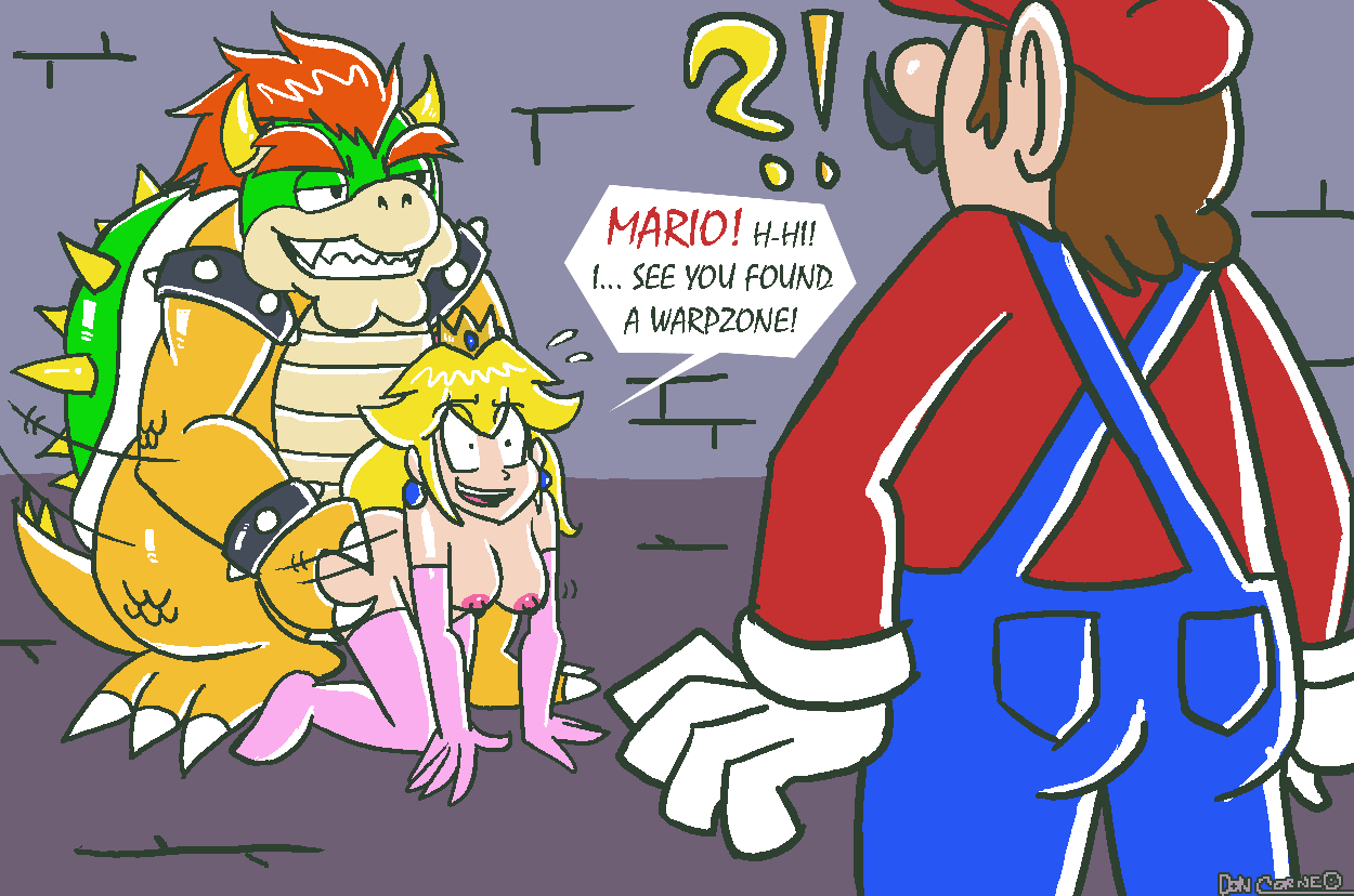 Zelda have sex with peach thank