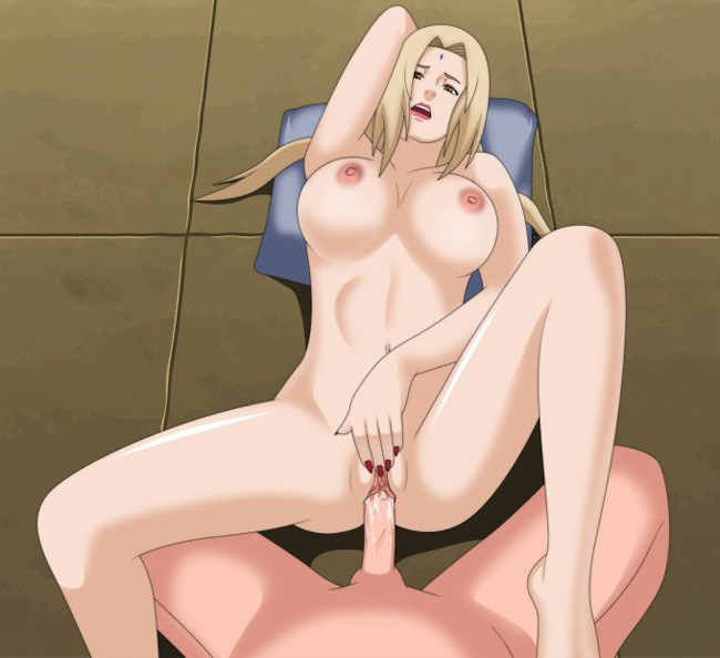 Lady tsunade naked with huge boobs not