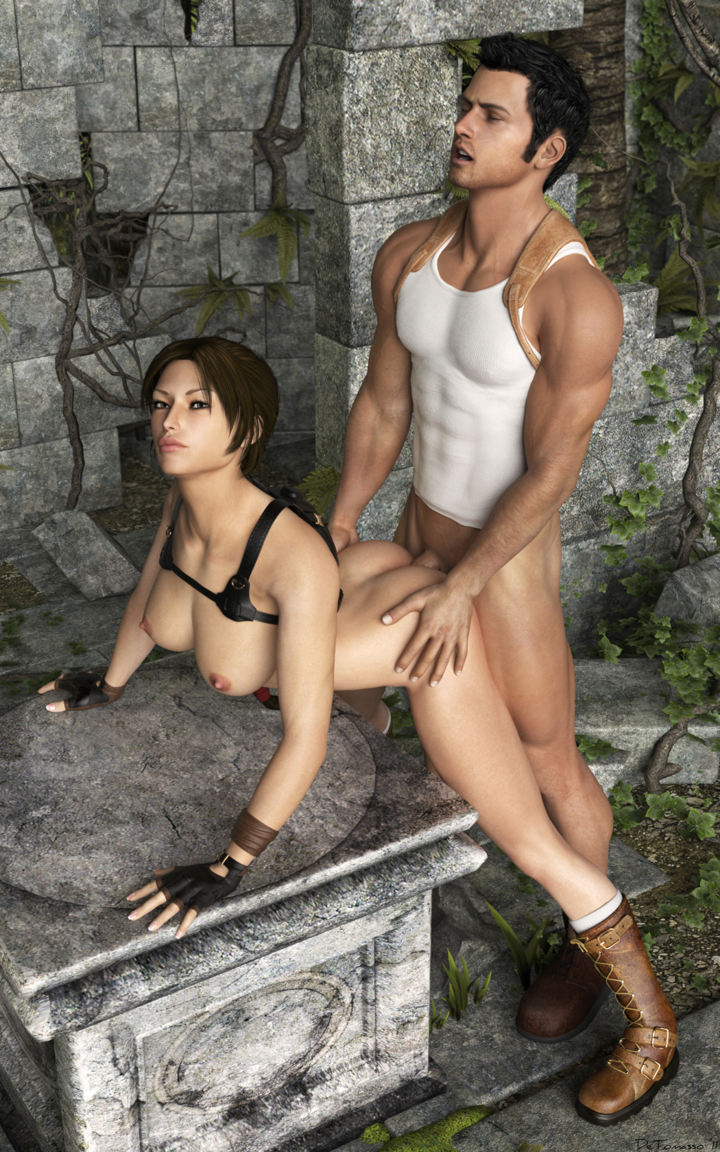 Lara croftporn hentai sex movie