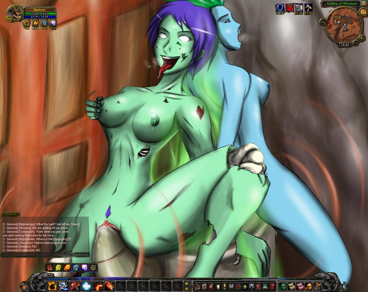 Warcraft forsaken hentai porn image