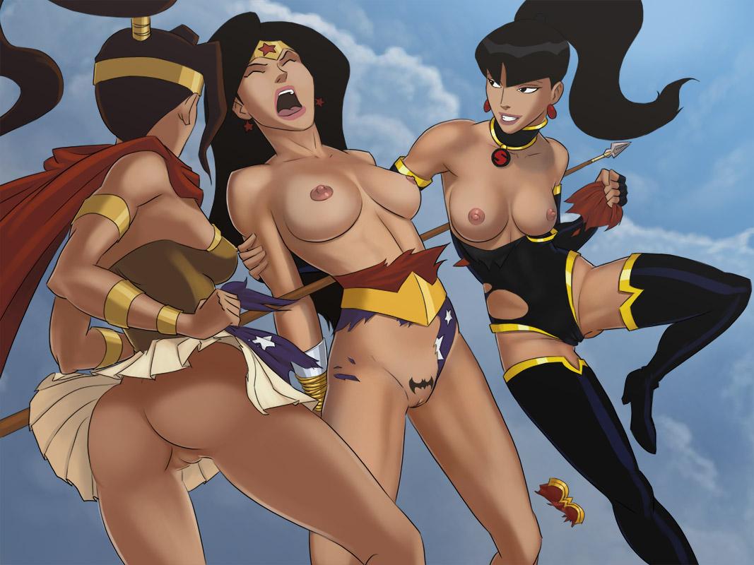 Porn superwoman Supergirl Peril