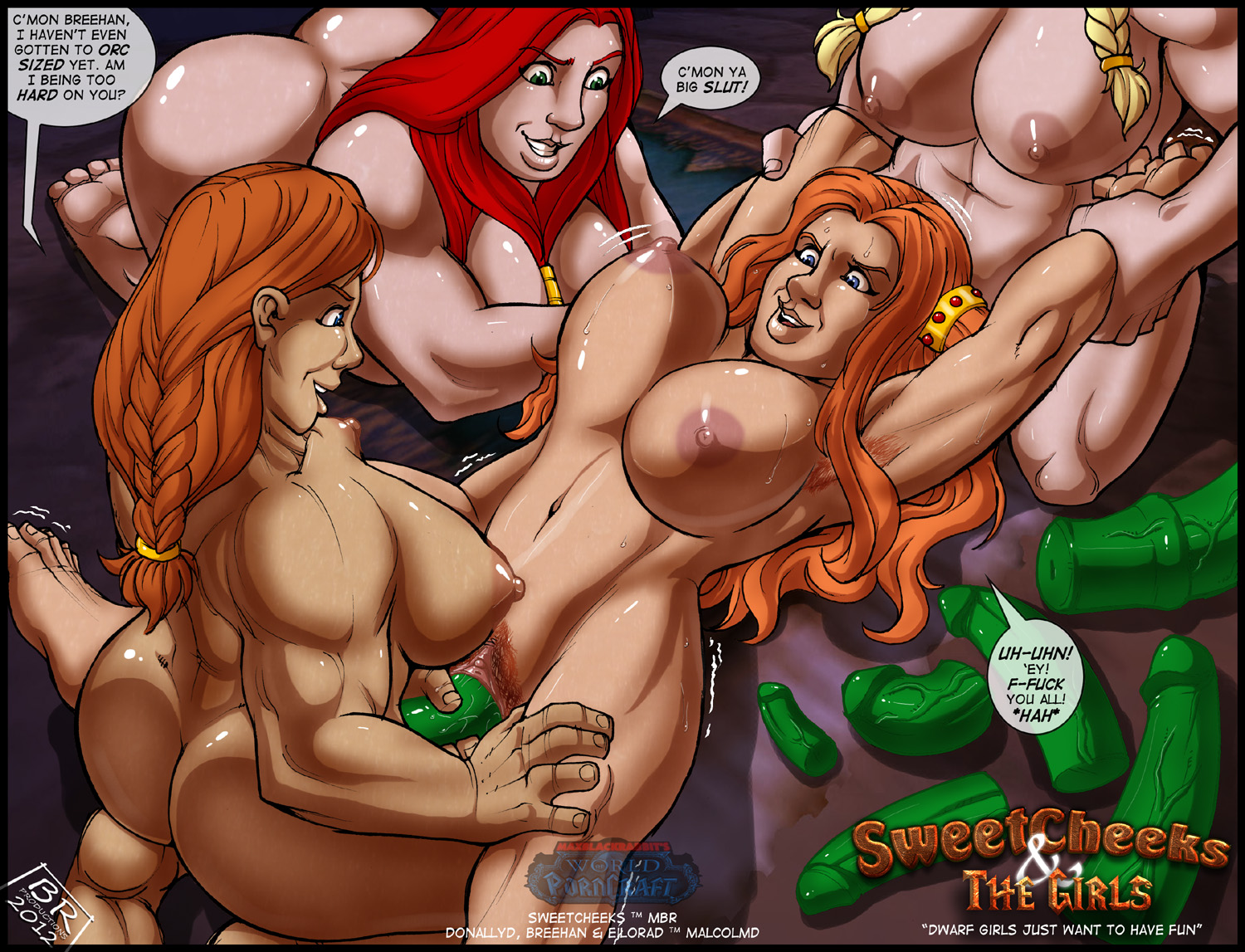 Hot female nude cartoon dwarf pics xxx picture