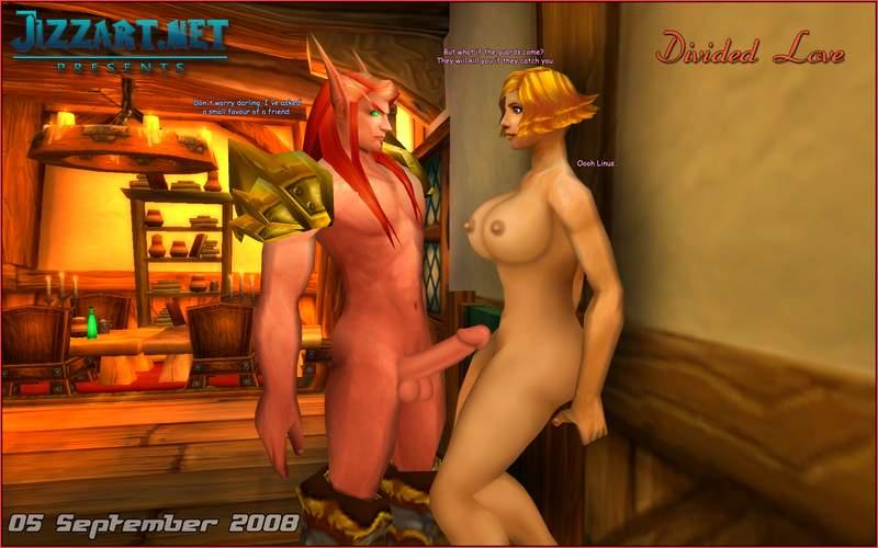 порно игра warcraft