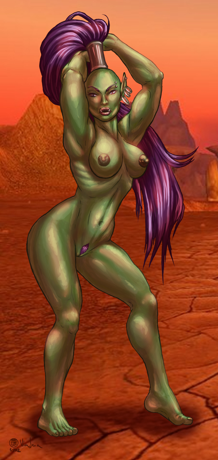 naked orc female sex
