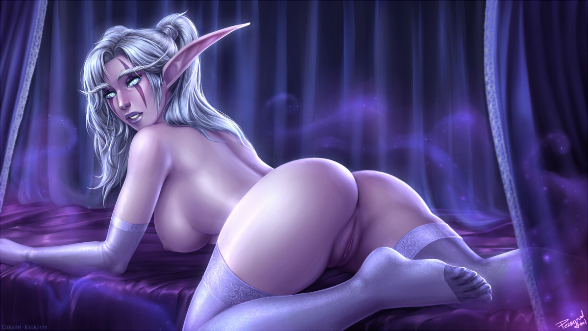 World of warcraft night elf female nude opinion you