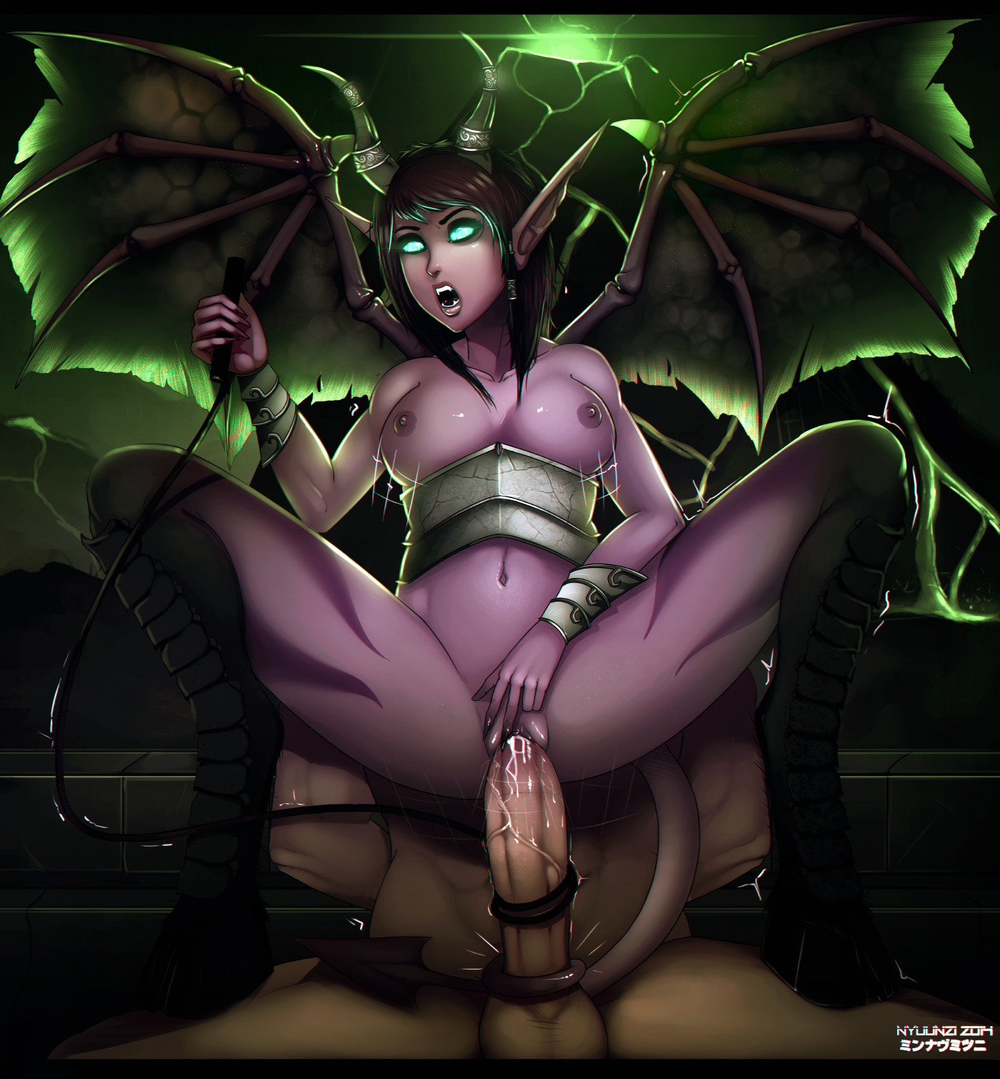 Warcraft xxx art erotic picture