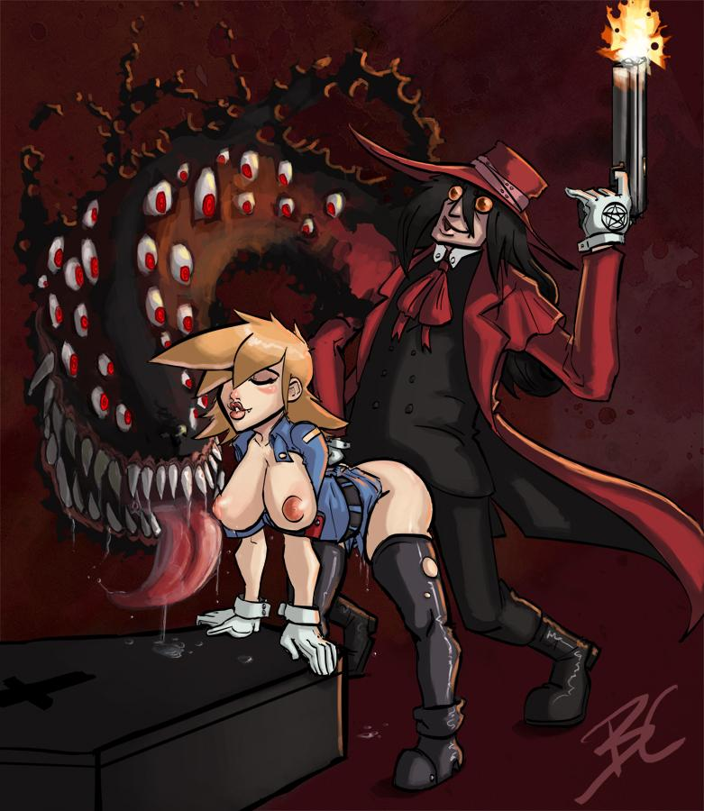 Thank for Vanhellsing titts henti confirm