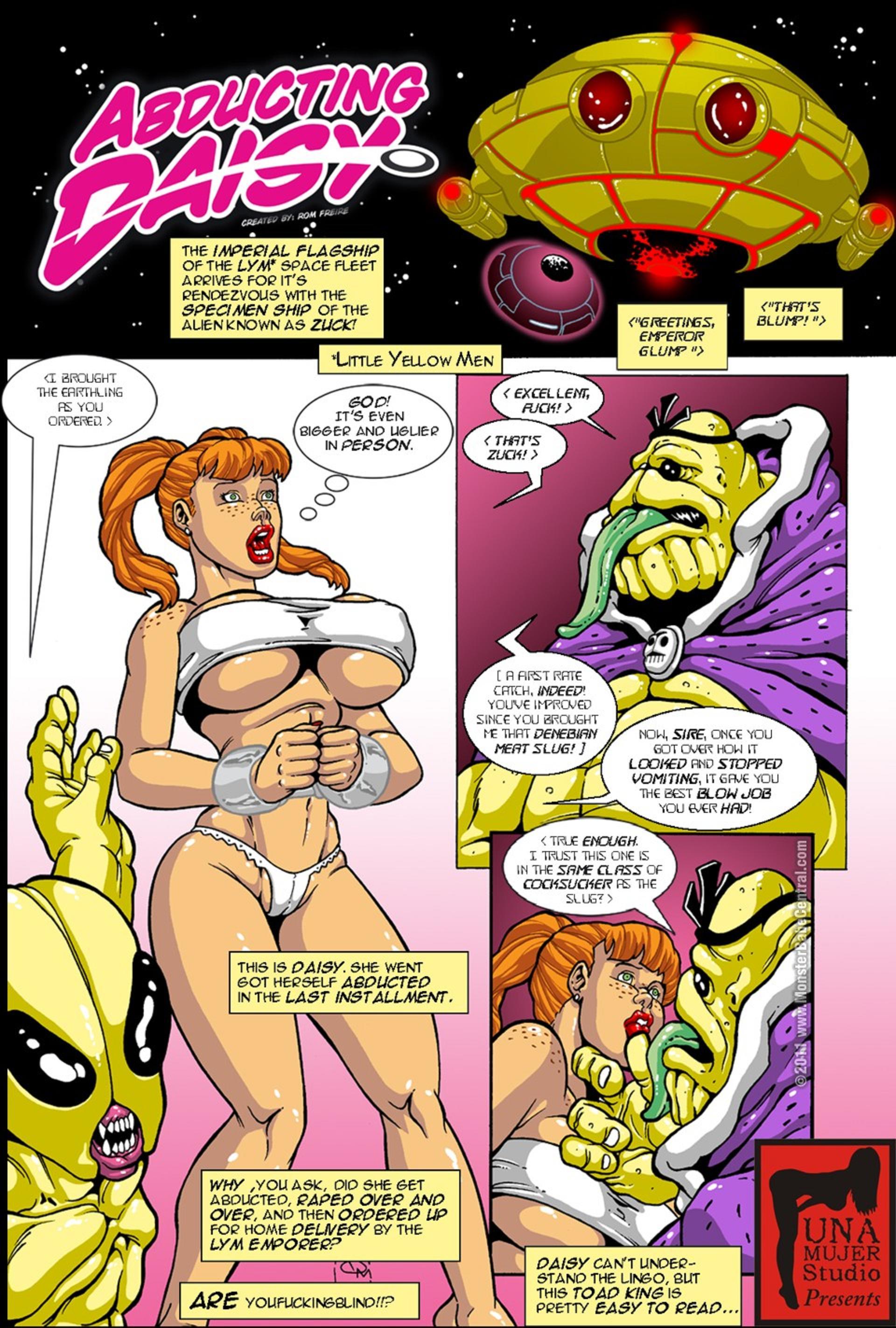 Похищенная инопланетянином порно 24 фотография
