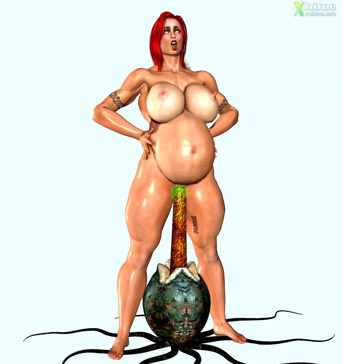 Sex Alien Impregnate Hentai - Hentai Alien Tentacle image #214717