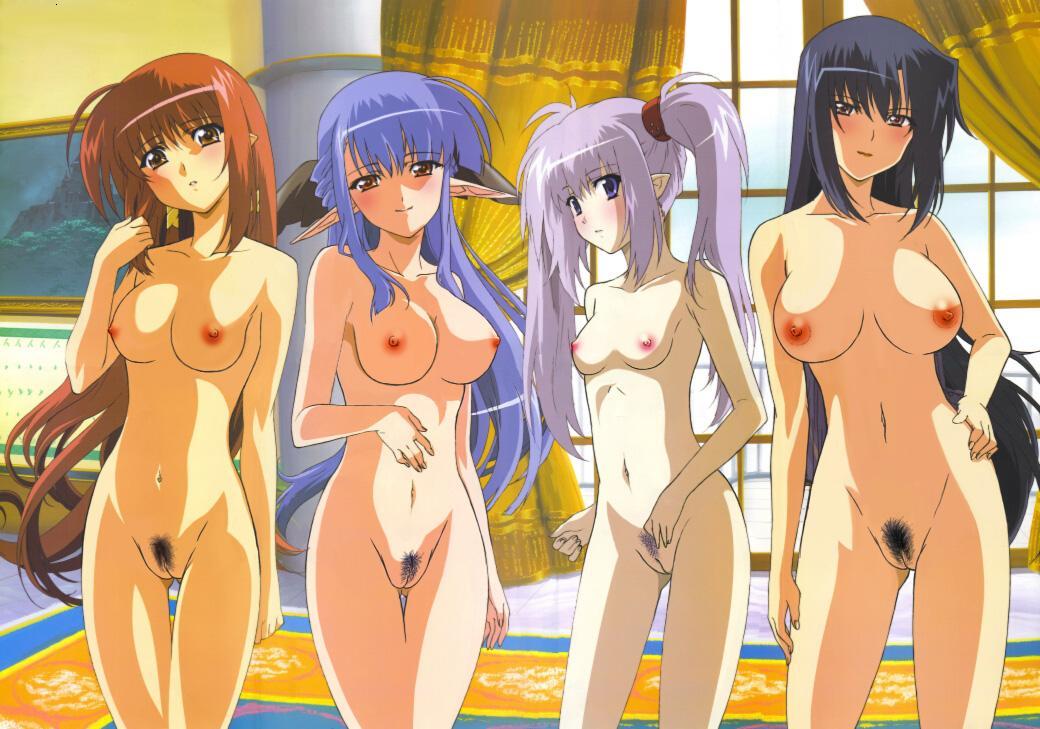 Nude Shuffle