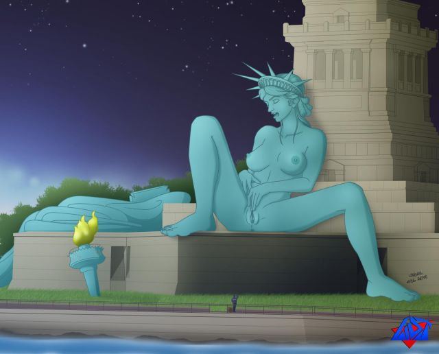 hentai statue adult pictures album from lusciousnet rule pos sorted liberty statue oldest