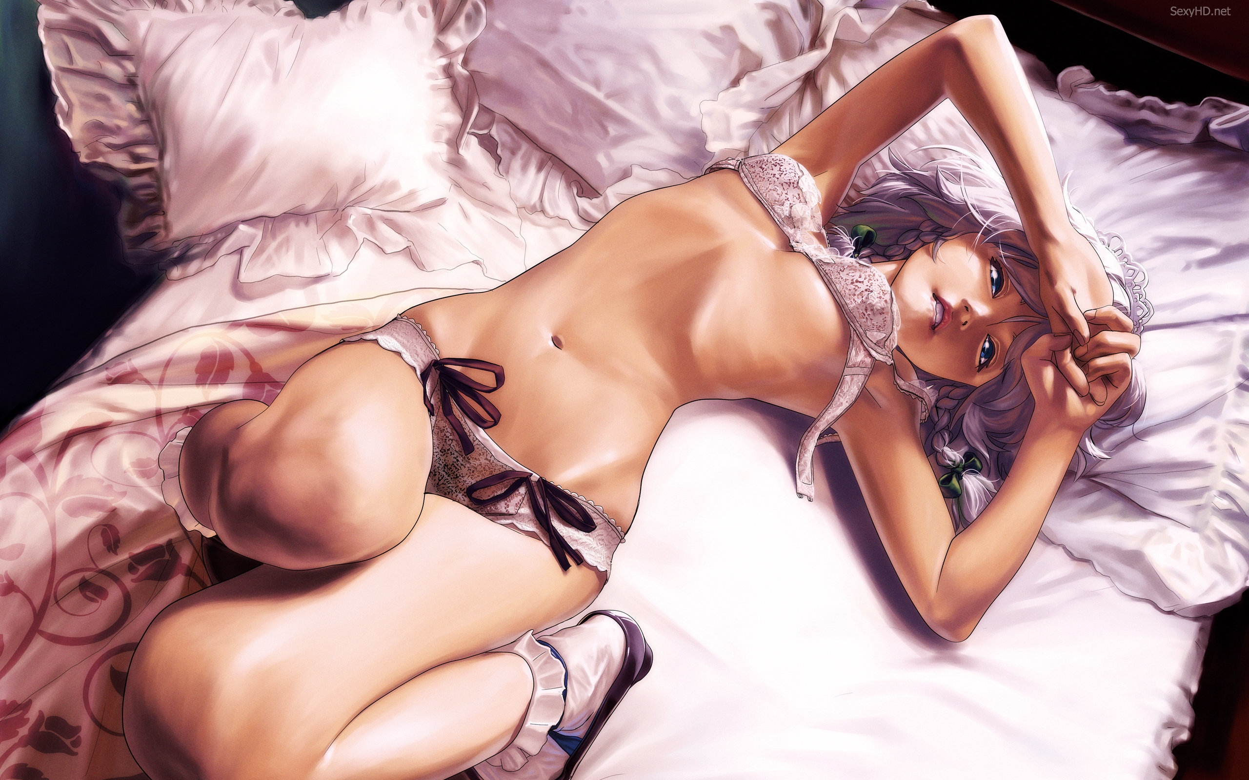 wallpaper hot hentai