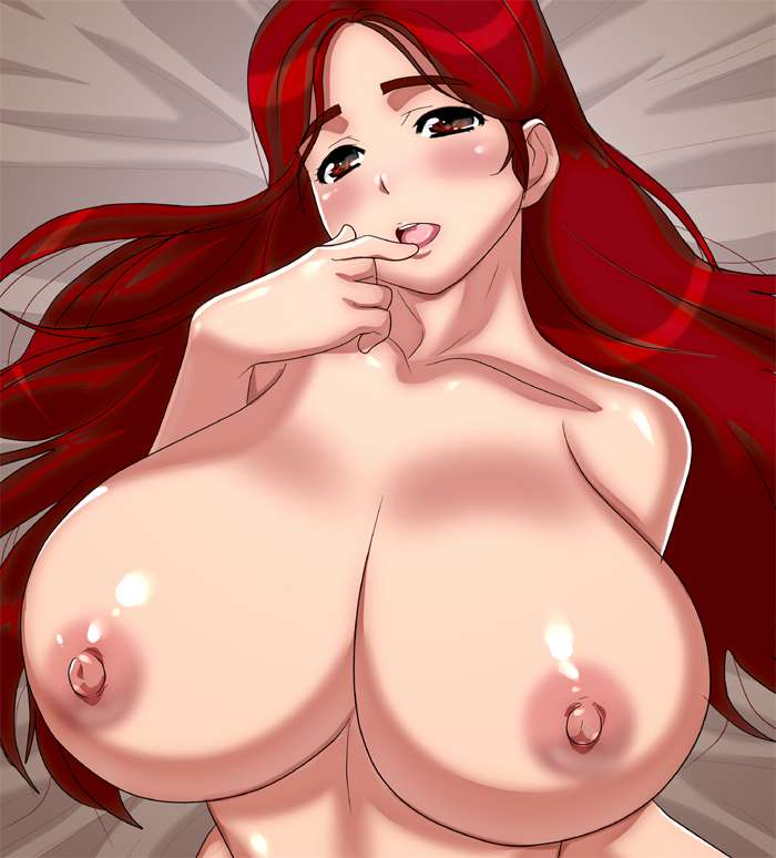 Biggest boobs in hentai your idea