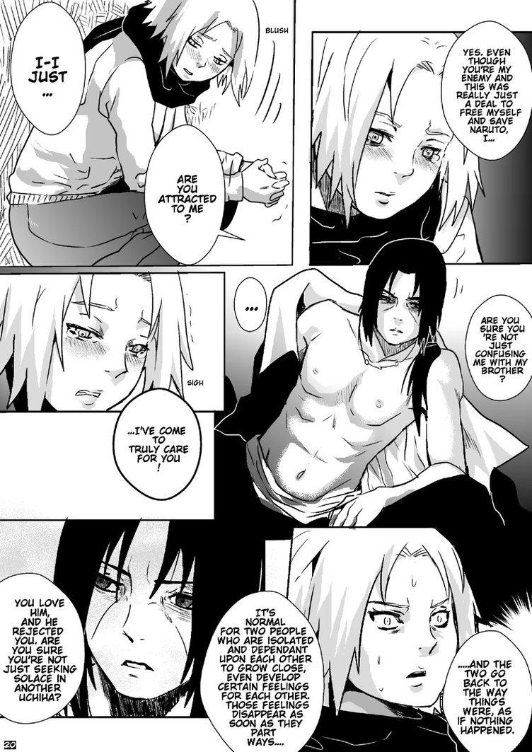 Itachi y sakura sex