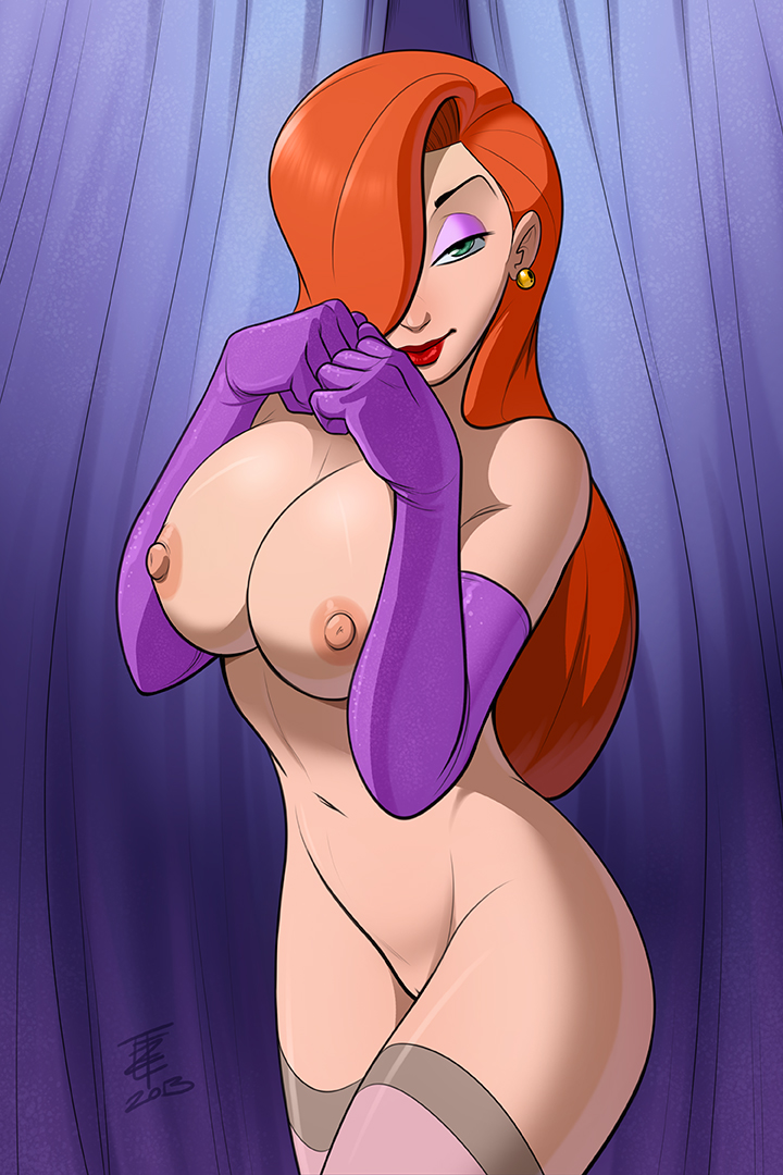 Секс фото джессика рэббит