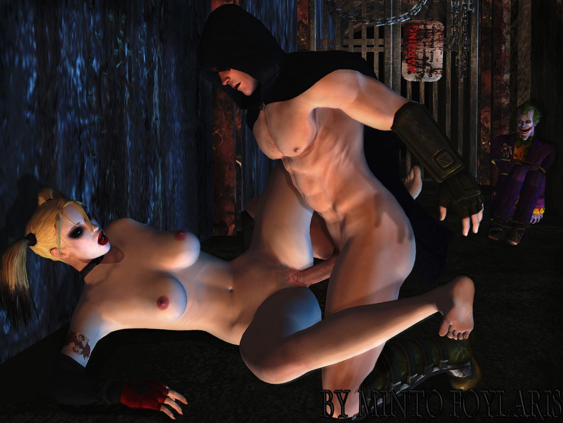Batman arkham city fotos hentai nude streaming
