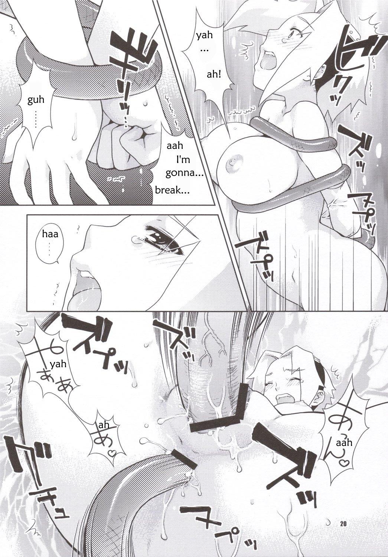 Naruto shippuuden kakashi x sakura la
