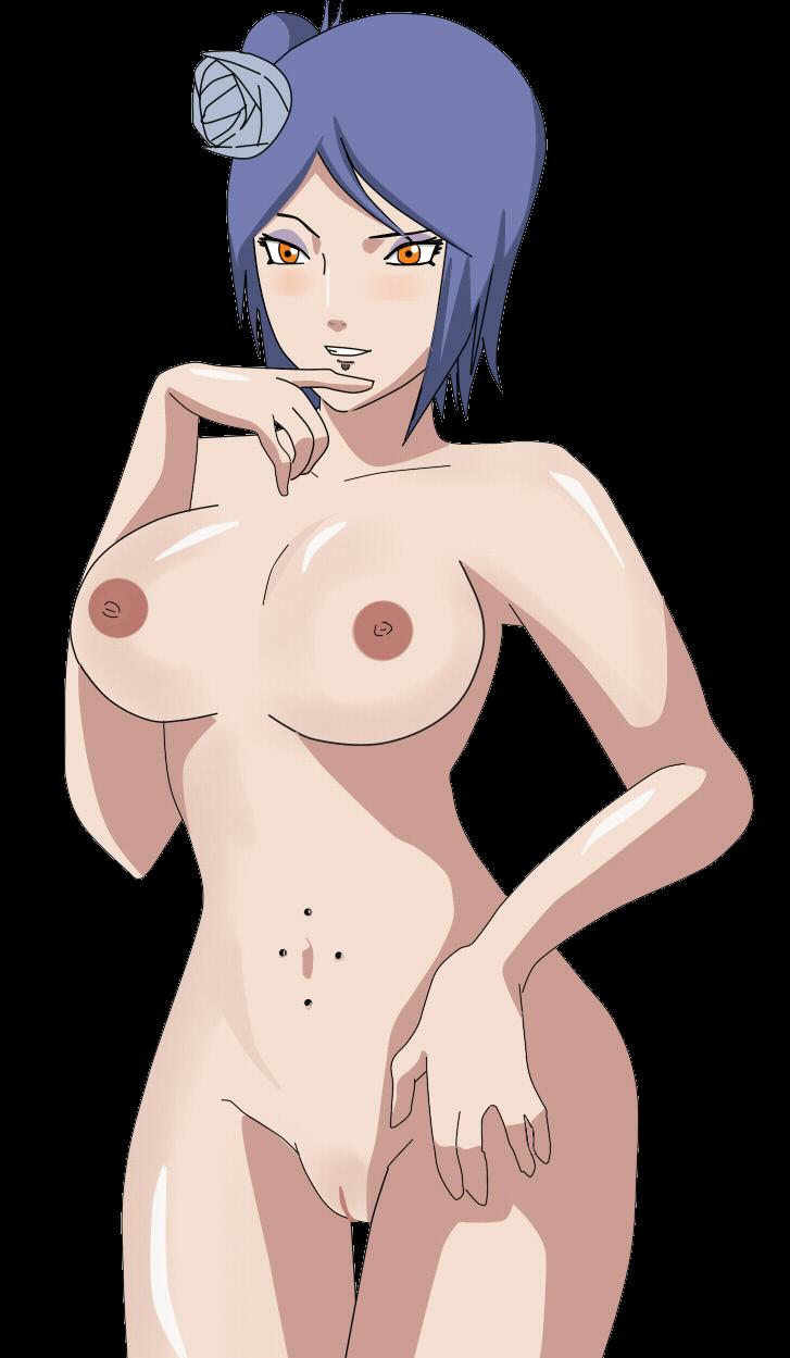 Would Naruto sex konan naked sorry