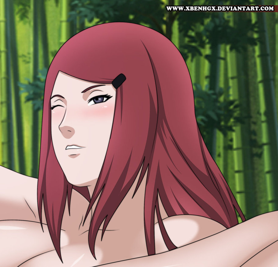 Kushina Hentai Naruto Art Pre Benhg Sated Unnf