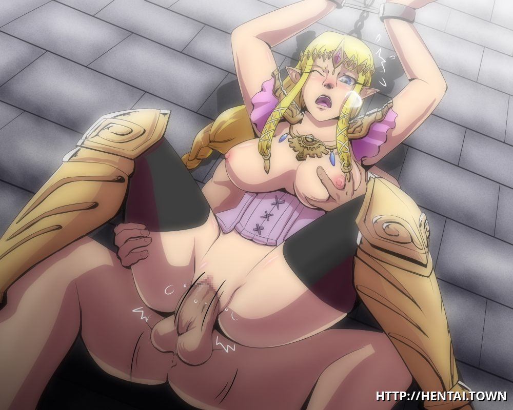 Legend Of Zelda Hentai Story image #218061