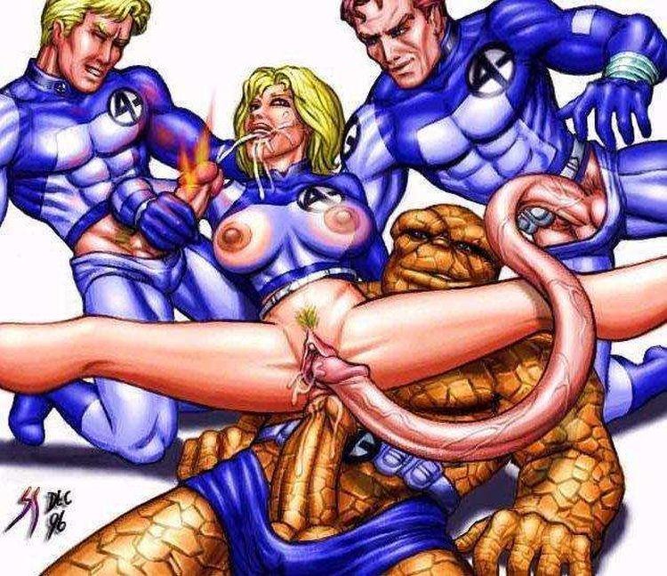 10 Insane Facts About Marvel Comics - Listverse