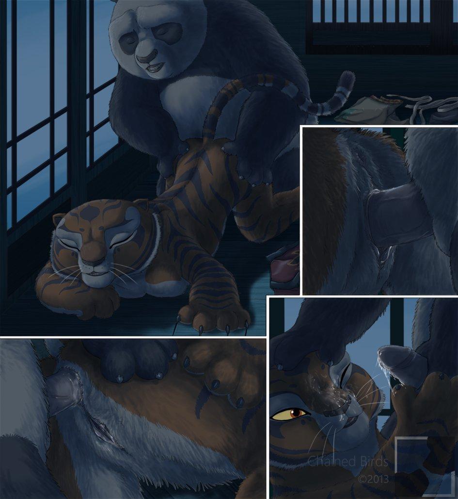 Master Tigress Hentai image #260171