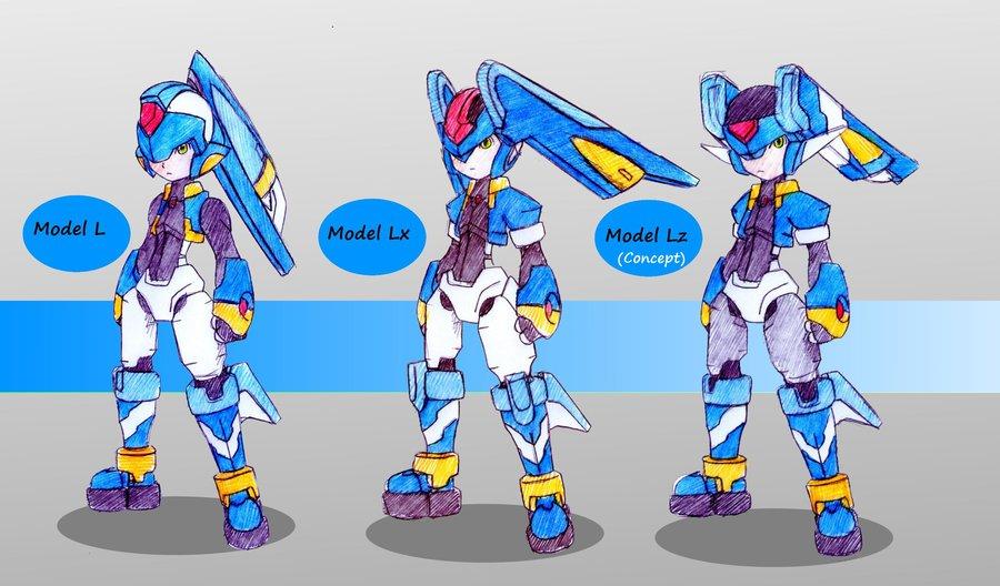 Megaman zx hentai