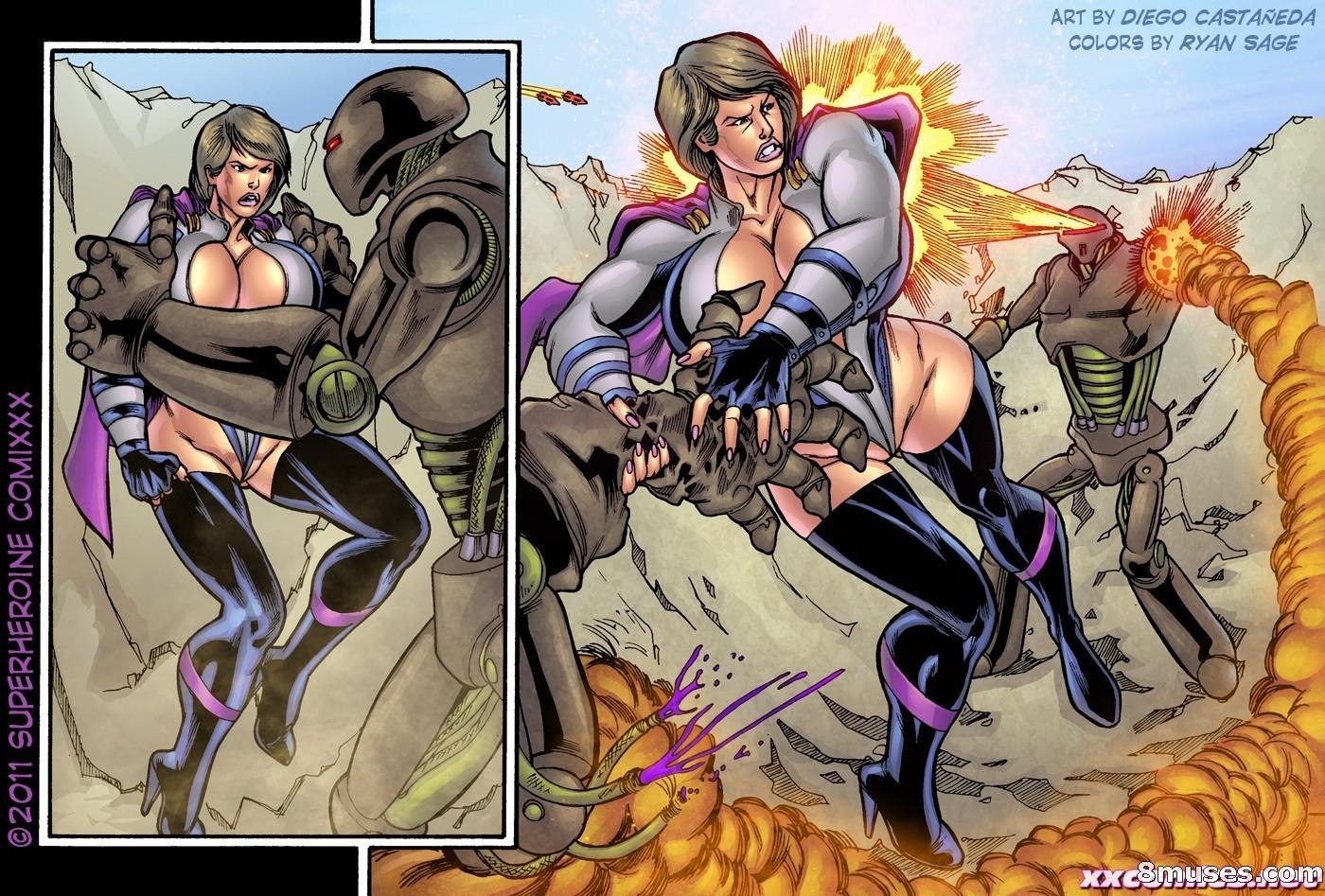 Стальная сьюзан порно комиксы читать 11 фотография