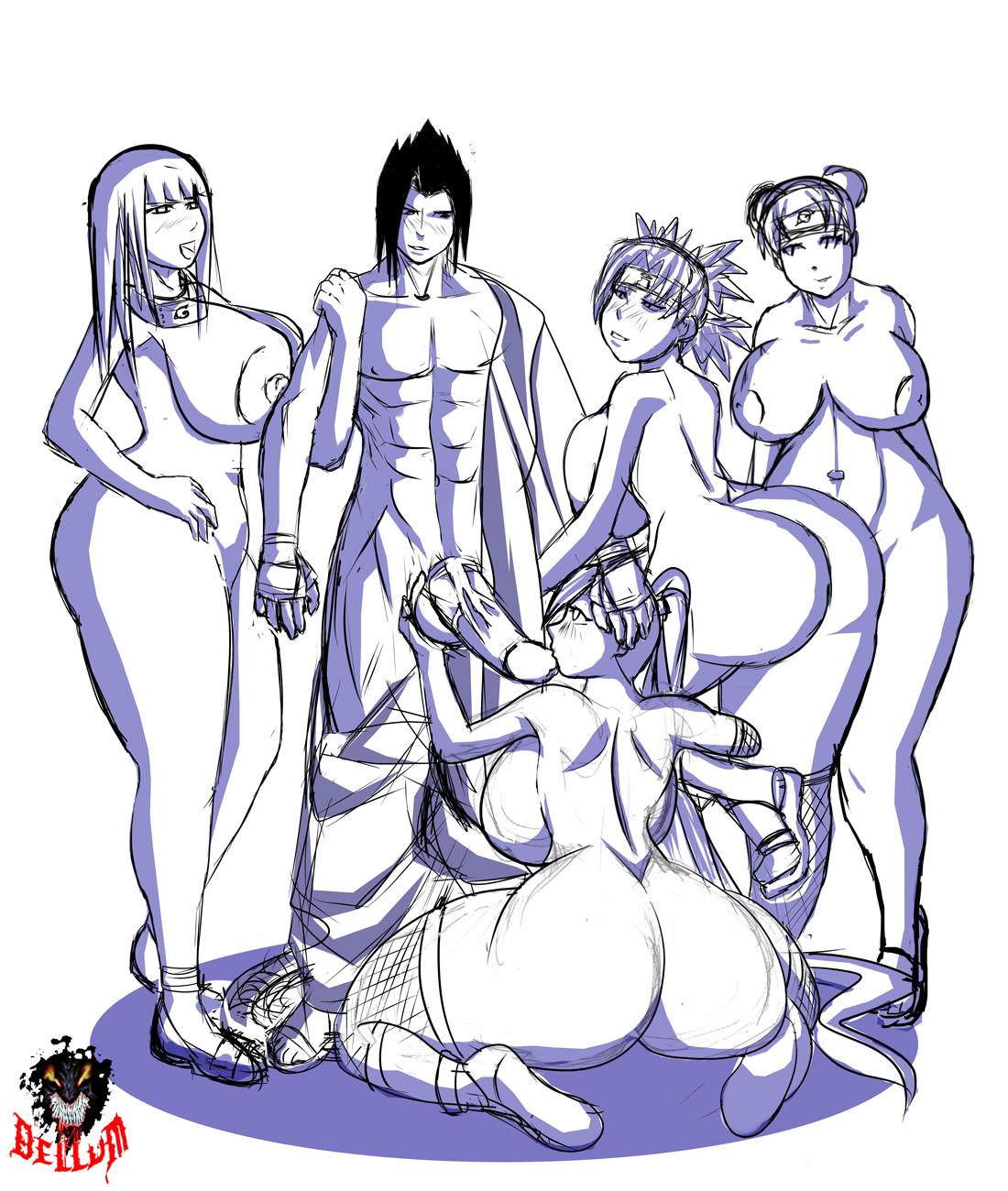 Naruto Hentai And Ino