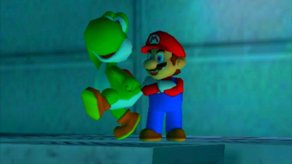 Mario princess peach porn
