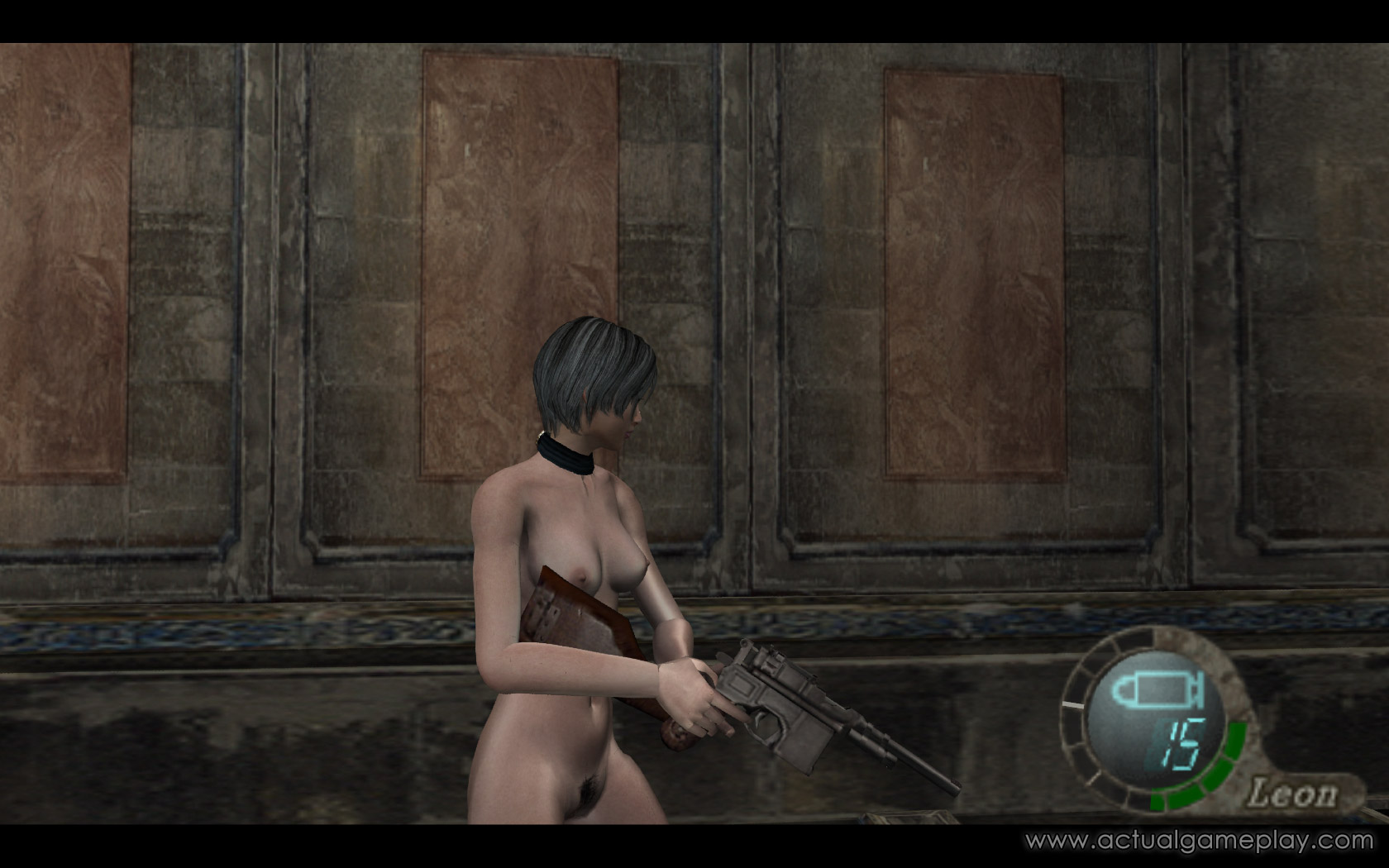 Nude patch for resident evil porno clip