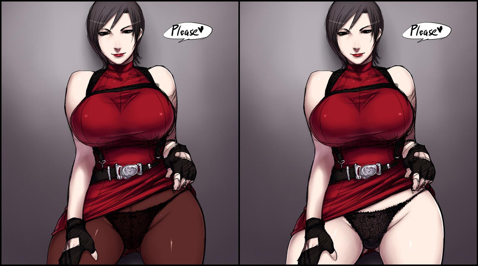 Resident evil ada hentai