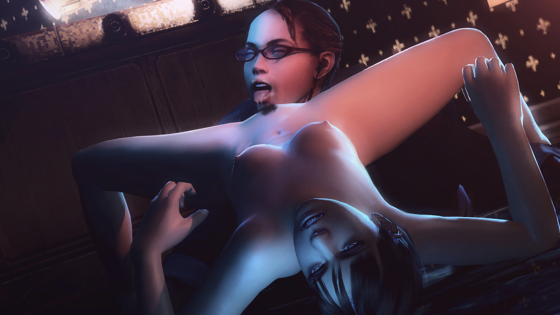 Hentai resident evil wallpapers porncraft images