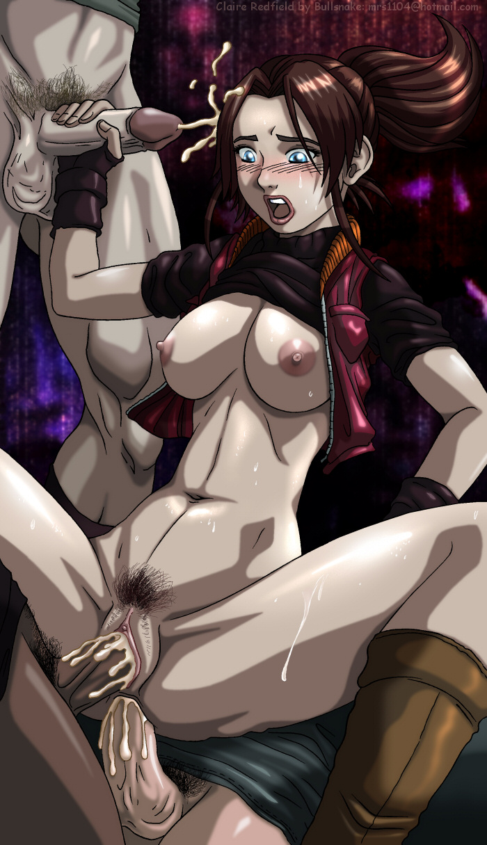 Opinion you Claire redfield hentai shrine