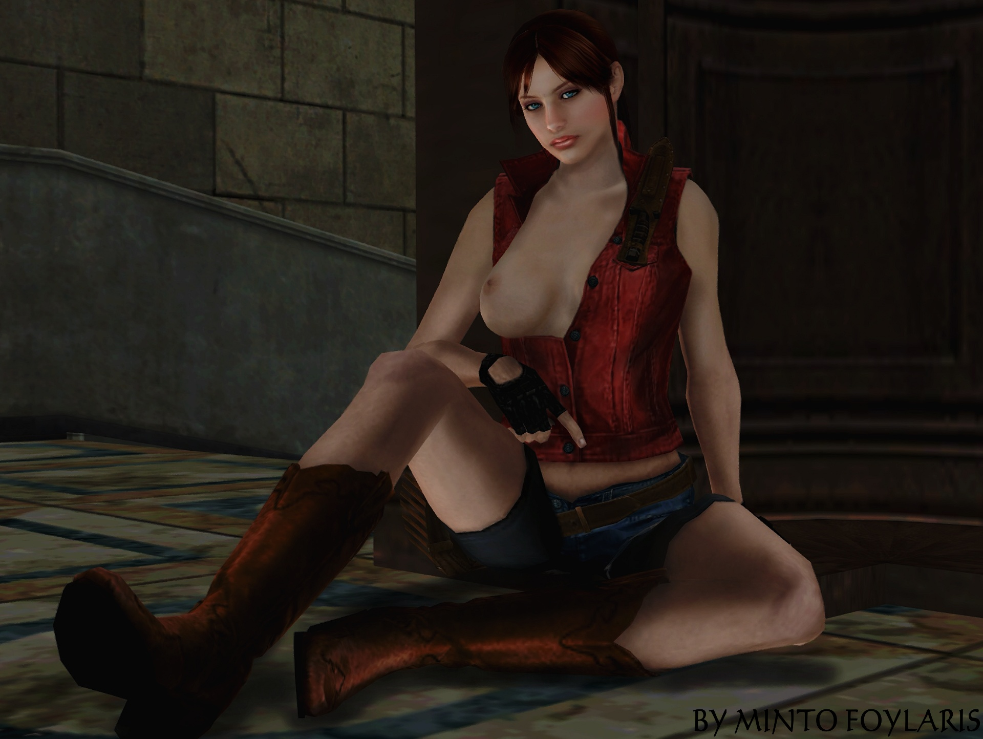 Resident Evil Claire Hentai image #197651