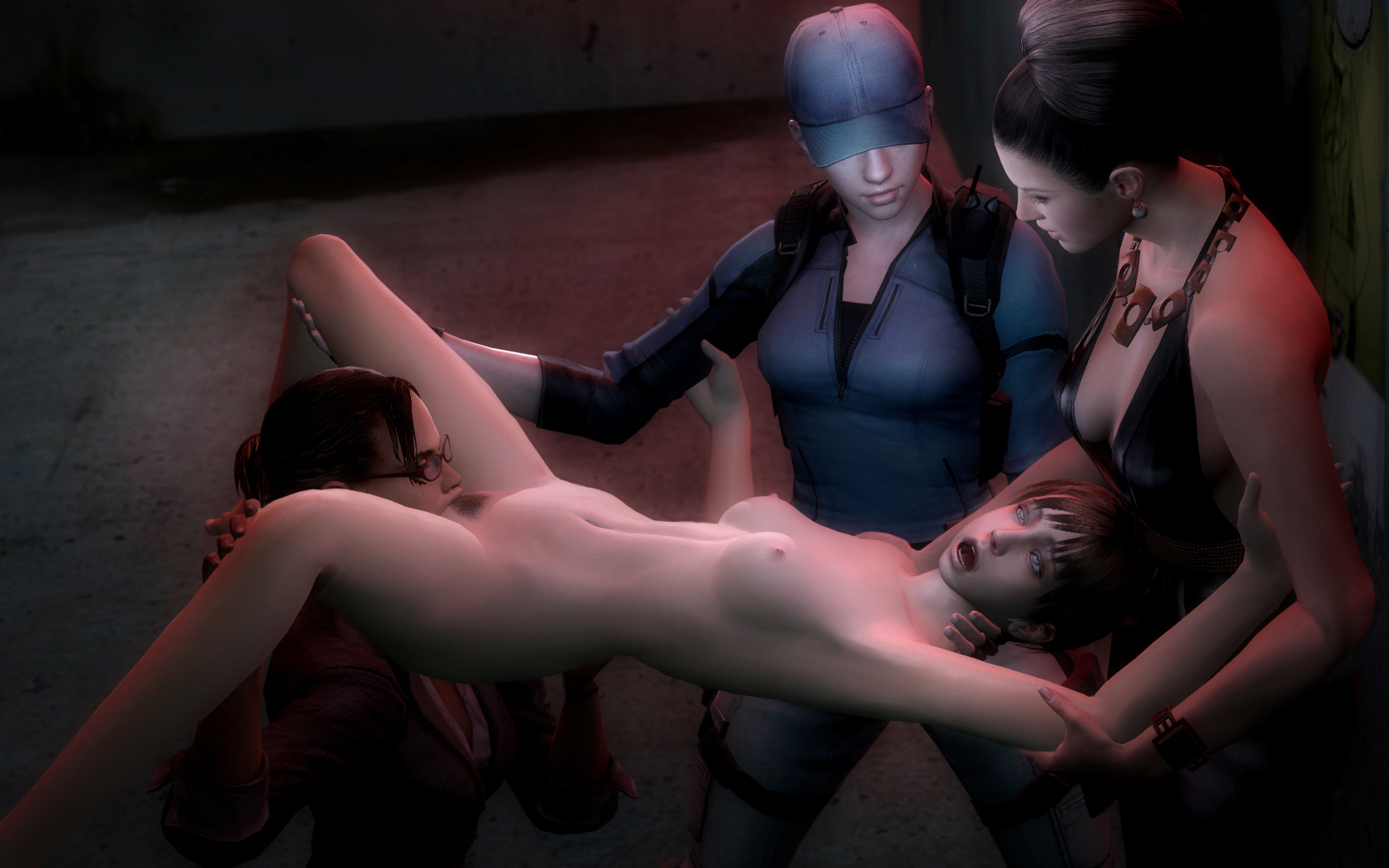 Re5 exella nude mod erotic thumbs