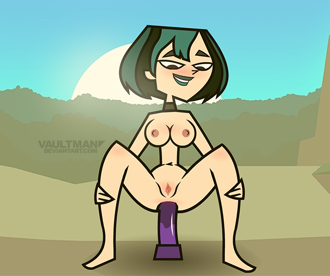 Gifs girls nude total drama