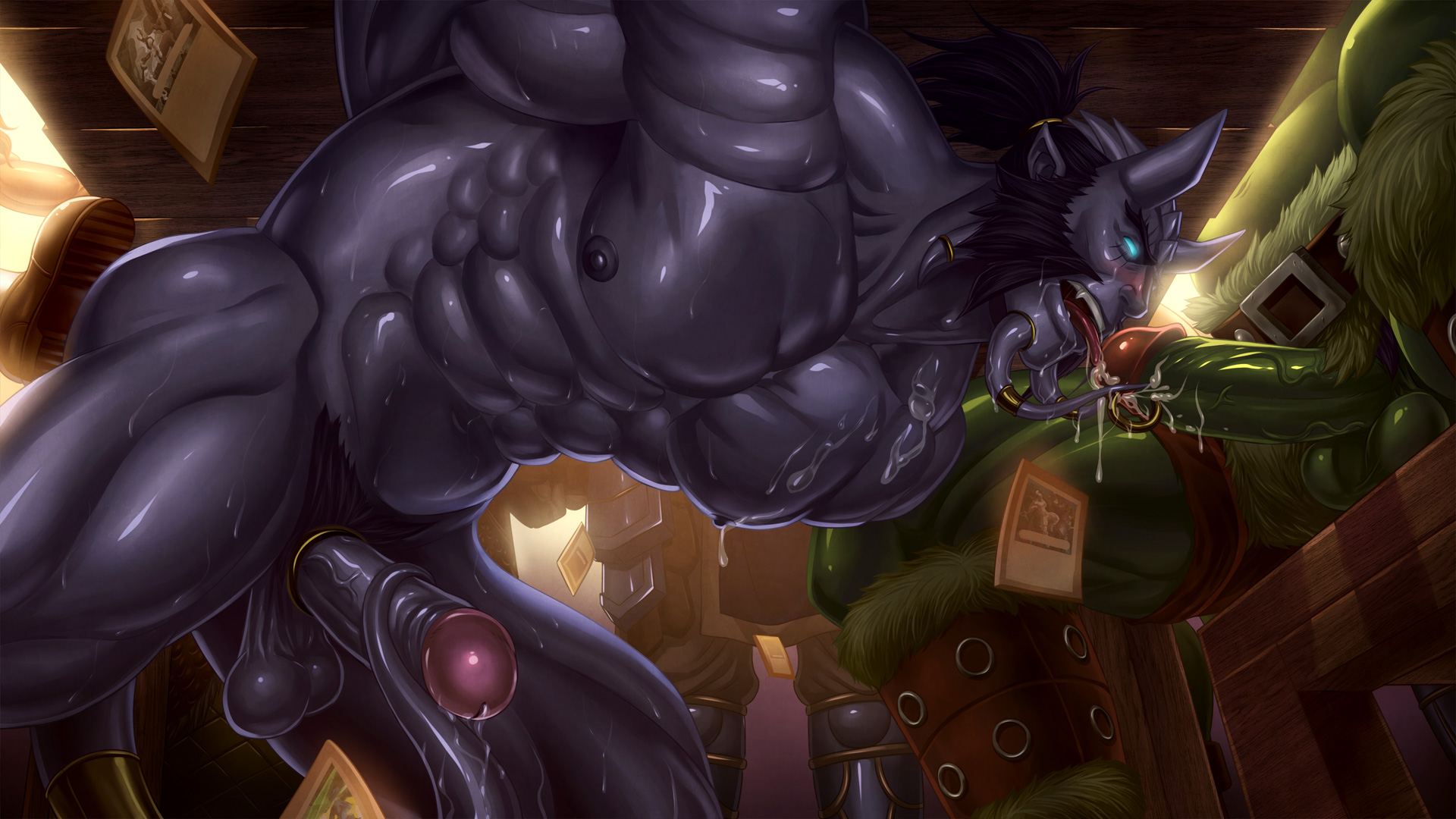 Warcraft gay hentai sexy pictures