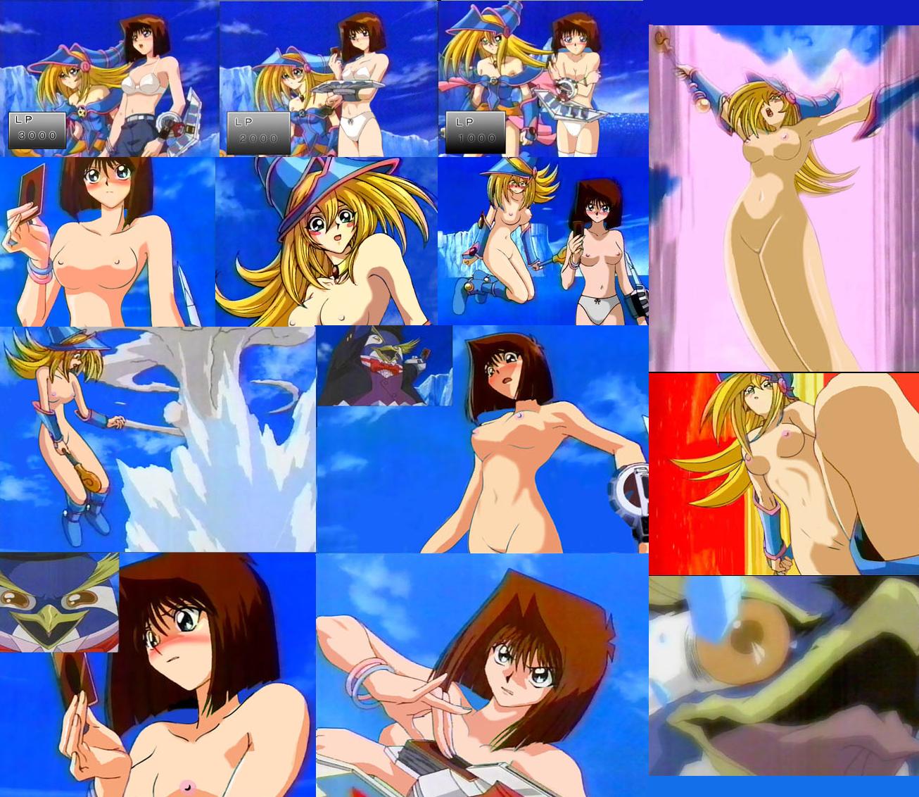 Naked dark magician card hentai adult movie