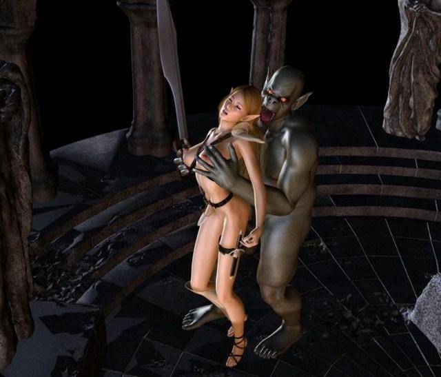 Хентай ночные эльфы порно 17 фотография