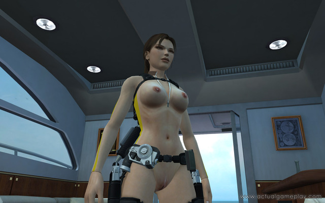 anime hentai porn raider tomb this game original nude media underworld tomb raider patch modifies appearance