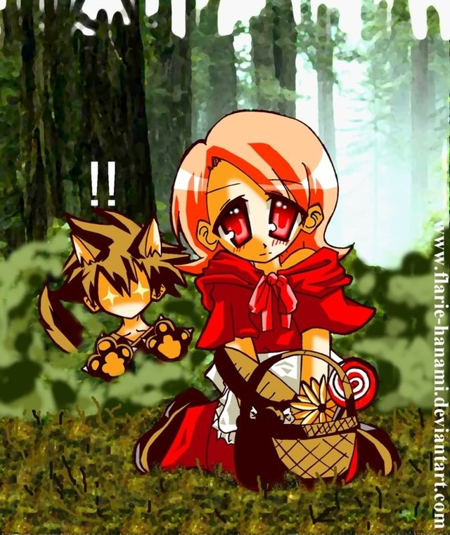 flashback game hentai albums little red fanart riding nami hood flarie