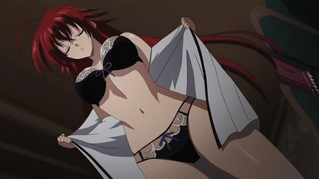 high school dxd hentai highschool dxd rias gremory