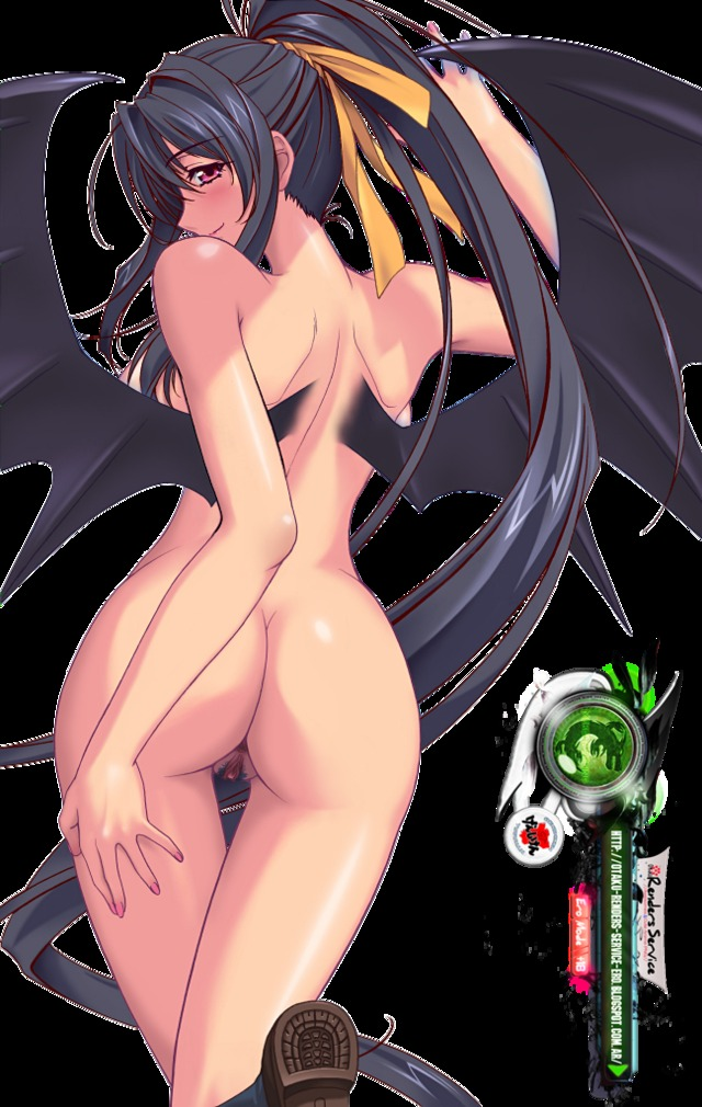 high school dxd hentai ero render highschool sexy akeno dxdhimejima
