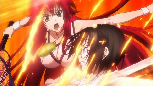 high school dxd hentai school aac high korean dxd raws xhd