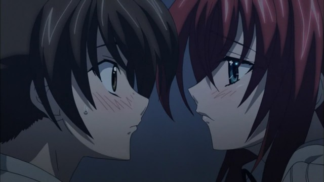 high school dxd hentai mkv episode school snapshot subdesu aac high dxd